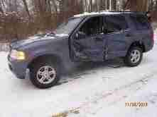 VEHICLE ACCIDENT WITH INJURIES ON PRESQUE ISLE