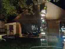ENGINE ASSIST WEST RIDGE ON HOUSE FIRE
