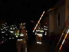 HOUSE FIRE IN FIRST DUE, WYOMING AVENUE