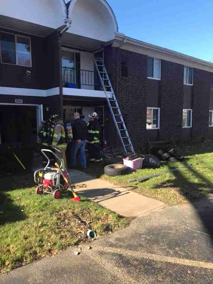 Multi-Family Residential Structure Fire