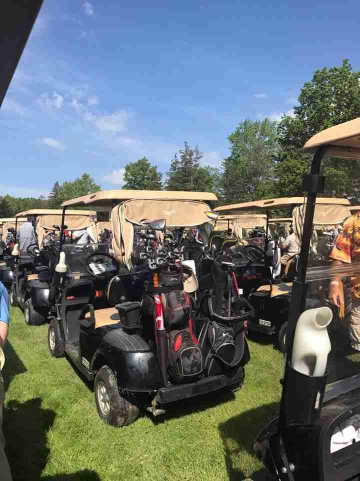 2018 Golf Scramble!