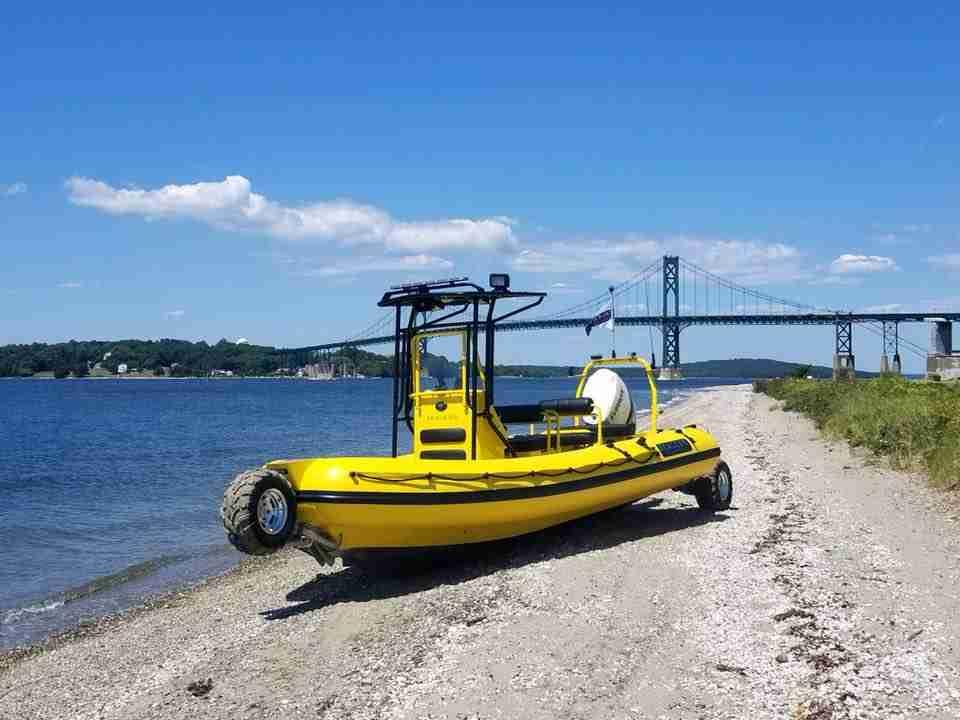 Sealegs Rescue Boat *In Service*